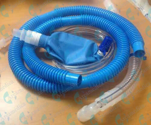 Circuito Jackson Rees : Anestesia